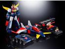 Bandai Trider G7 Soul of Chogokin Diecast Action Figure GX-66R Trider G7 24 cm