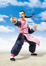 Bandai  Dragon Ball S.H. Figuarts Action Figure Tao Pai Pai Tamashii Web Exclusive 15 cm