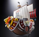 Bandai One Piece Chogokin Diecast Model Thousand Sunny 38 cm