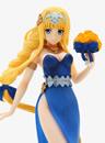 BANDAI - Sword Art Online Ichibansho PVC Statue Alice Party Dress 20 cm