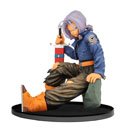 Banpresto - Dragon Ball Z BWFC PVC Statue Trunks Normal Color Ver. 13 cm