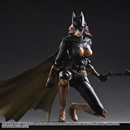 BATMAN ARKHAM CITY PLAY ARTS KAI BATGIRL
