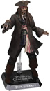 Beast Kingdom Toys - Disney Pirates of the Caribbean Dynamic 8ction Heroes Action Figure 1/9 Jack Sparrow 20 cm