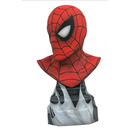 DIAMOND SELECT Spider-Man 1/2 Scale Bust Spiderman Marvel Legends In 3D version 25 cm