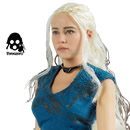 GAME OF THRONES DAENERYS TARGARYEN 30cm 1/6 Action Figure by Threezero