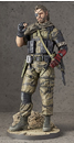 GECCO - Metal Gear Solid V The Phantom Pain - Venom Snake 1/6 Scale Statua 32 cm