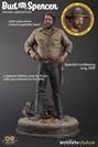 Infinite Statue Bud Spencer OLD & RARE RESIN STATUE 1/6 37 cm