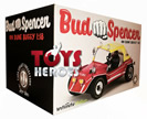 "Infinite Studio BUD SPENCER ON DUNE BUGGY ""…altrimenti ci arrabbiamo!"" 1:18 MODEL"