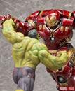 Kotobukiya Avengers Age of Ultron - Hulk + Hulkbuster ARTFX+ scala 1/10