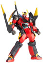 LEGACY OF REVOLTECH LR-052 - GURREN LAGANN (GURREN WING EQUIPPED)
