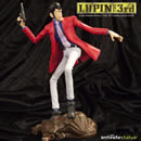 Lupin 3 23cm statua by infinite studio limited edition limited to 750 pezzi