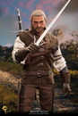 MASTER TEAM - MTT001 1/6 SCALE THE WHITE WOLF The Witcher Geralt of Rivia
