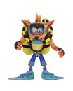 NECA - CRASH BANDICOOT SCUBA CRASH DLX