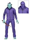 NECA - Friday the 13th Action Figure Jason Theme Music Edition (NES videogames 1989)