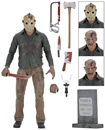 NECA Venerdì 13 parte IV - Capitolo finale, Friday the 13th Part 4 Action Figure Jason 17 cm