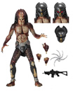 NECA - Predator 2018 Action Figure Ultimate Fugitive Predator (Lab Escape) 20 cm