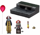 NECA - Stephen King's It 2017 Pennywise Accessory Pack for Action Figures Movie Accessory Set