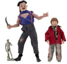 NECA The Goonies Retro Action Figure 2-Pack Sloth & Chunk