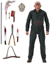 NECA - VENERDI 13 , FRIDAY 13TH P.5 A New Beginning ULTIMATE ROY BURNS