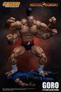 Storm - Mortal Kombat Action Figure 1/12 Goro 22 cm