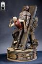 VICTOR FRANKENSTEIN & CREATURE 1/4 400 pieces Caronte Studios