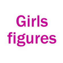 Girls figures