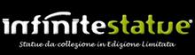 Logo Infinite Statue